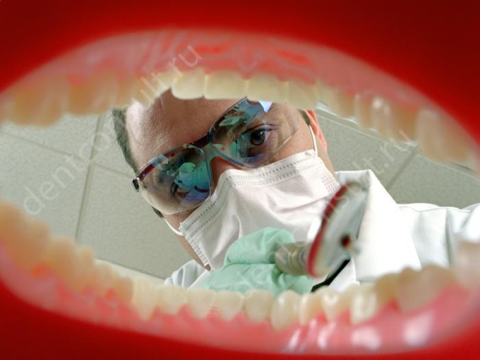 Некроз десны и зубов (кислотный, компьютерный, пришеечный, постлучевой): причины, симптомы, лечение